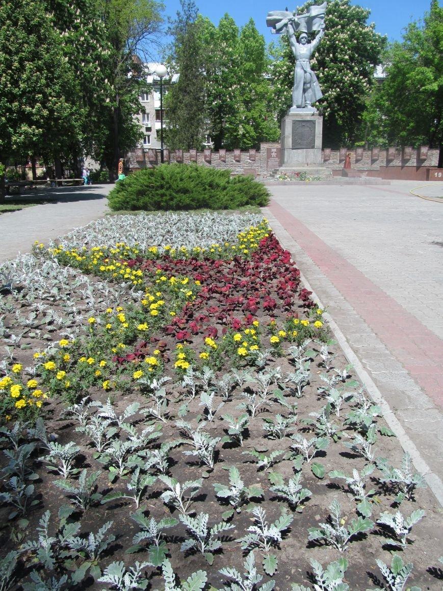 Возобновлена реконструкция сквера «Октябрьский», фото-1