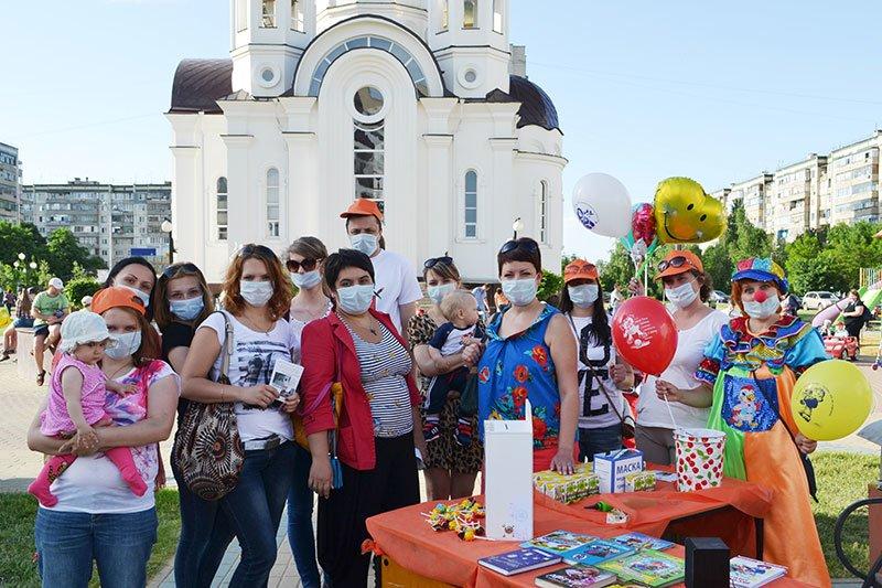Белгородцев призвали не пугаться людей в медицинских масках, фото-2