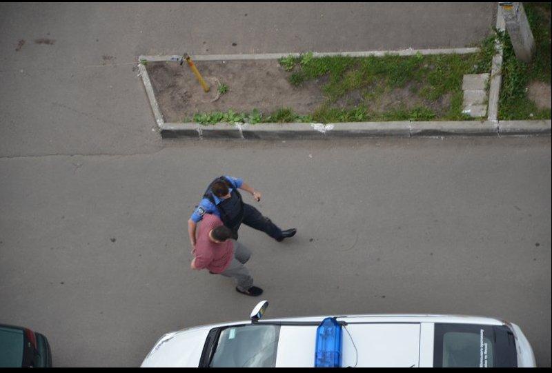 Хозяин одесской квартиры поймал домушника (ФОТО), фото-1