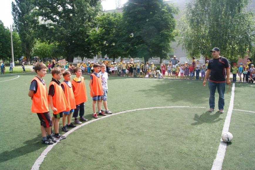 детский футбол 3