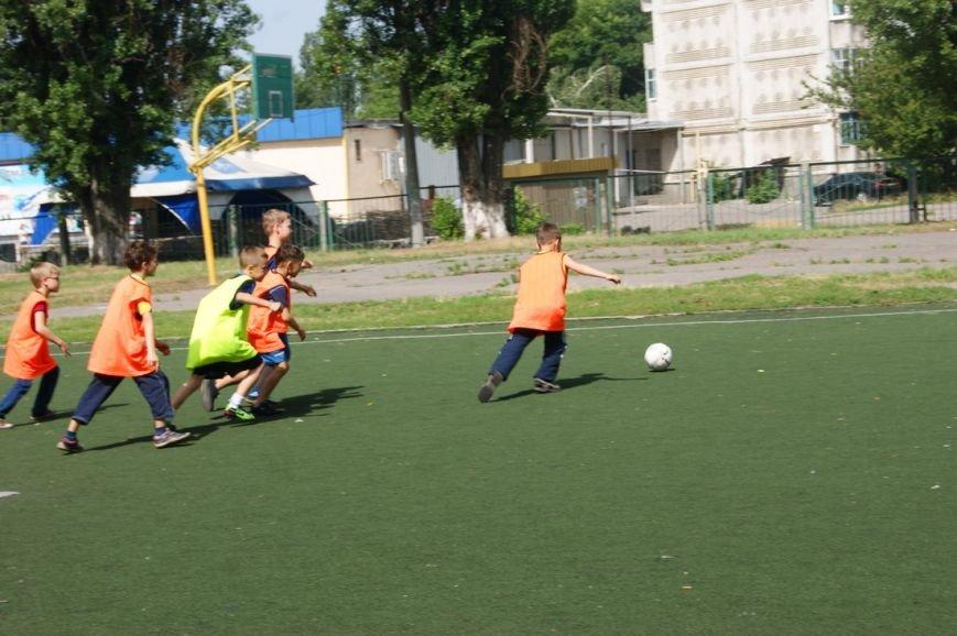 детский футбол 2