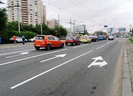 Одесские коммунальщики наконец нанесли разметку на дороги (ФОТО), фото-2