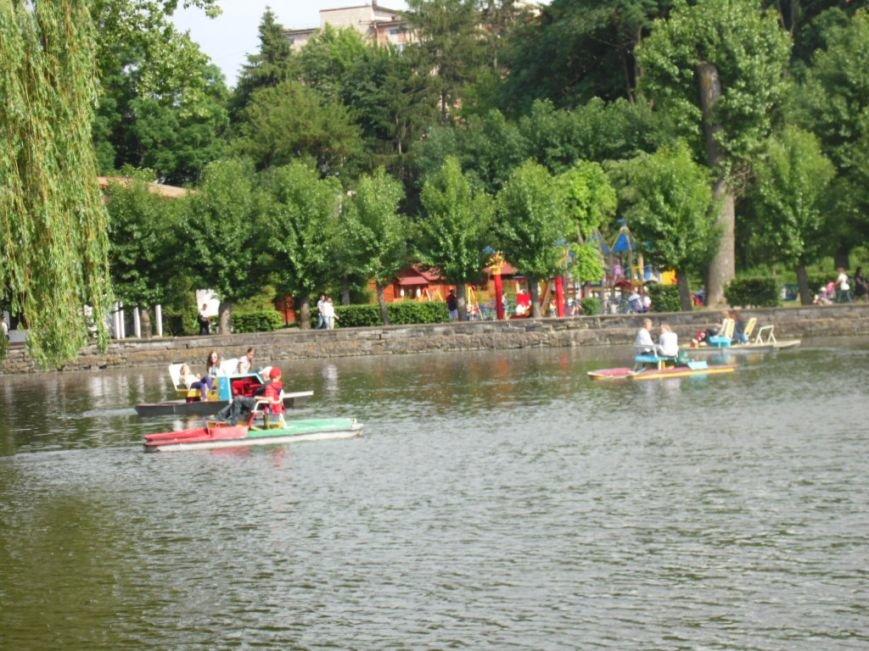 У Тернополі подорожчало катання на катамаранах (фото), фото-3