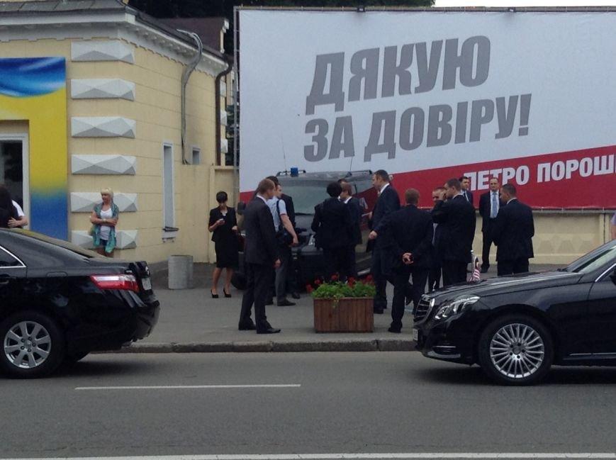 Кучма и Тимошенко не пришли на ужин к Порошенко (ФОТОРЕПОРТАЖ), фото-4