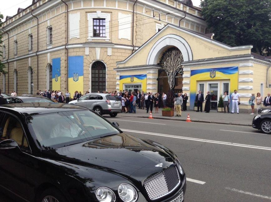 Кучма и Тимошенко не пришли на ужин к Порошенко (ФОТОРЕПОРТАЖ), фото-8