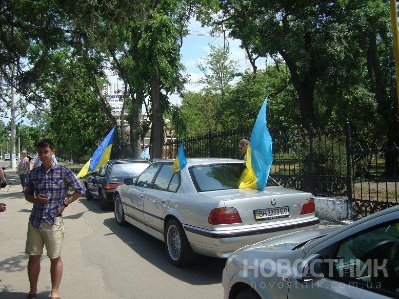 Одесский Майдан пикетировал владения Кивалова (ФОТО, ВИДЕО), фото-3