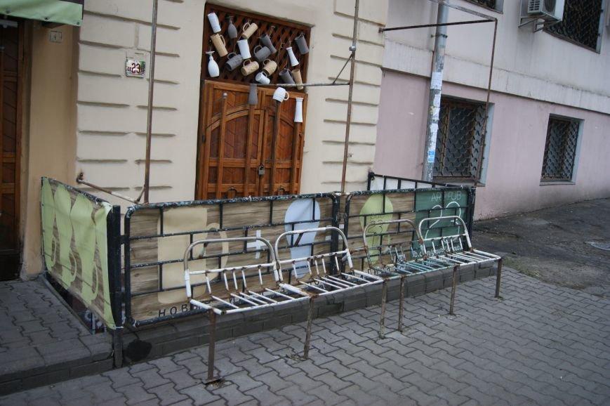 Одесский умелец из бензобака создал  аиста (ФОТО), фото-4