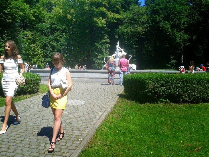 У Львові стартував сезон фонтанів (ФОТО, ВІДЕО), фото-5