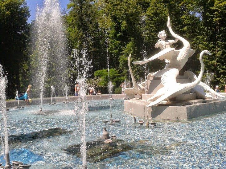 У Львові стартував сезон фонтанів (ФОТО, ВІДЕО), фото-1