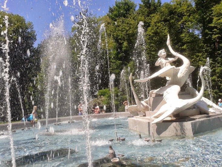У Львові стартував сезон фонтанів (ФОТО, ВІДЕО), фото-2