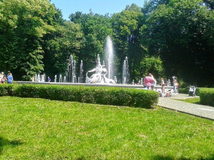 У Львові стартував сезон фонтанів (ФОТО, ВІДЕО), фото-6