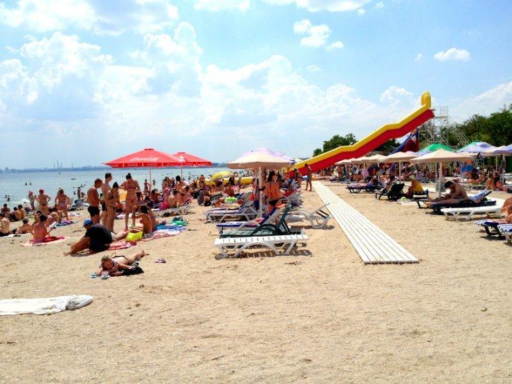 Российские СМИ запустили утку про пустые одесские пляжи (ФОТО), фото-3
