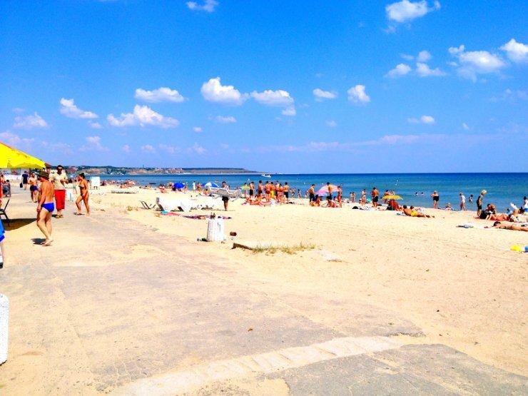 Российские СМИ запустили утку про пустые одесские пляжи (ФОТО), фото-4