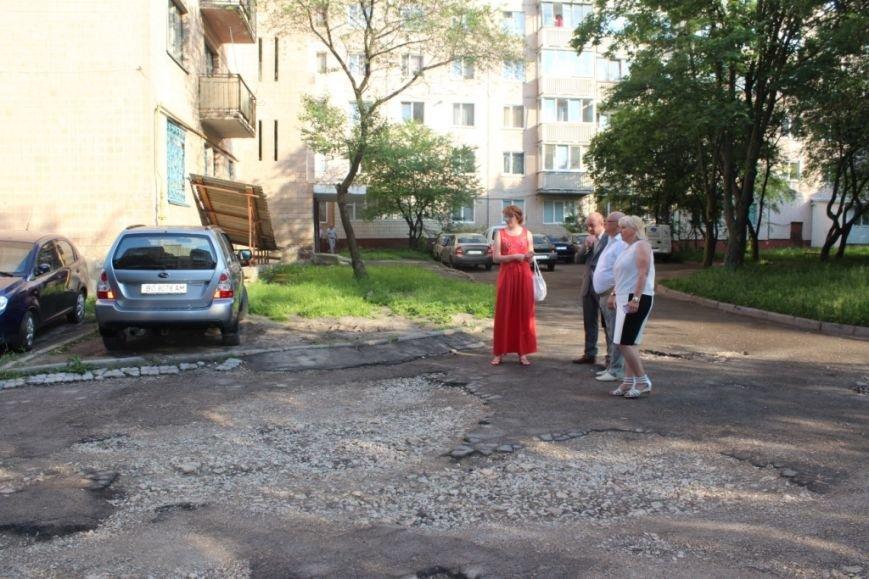 Тернопільський мер особисто контролює проведення ремонтних робіт у місті (фото), фото-2