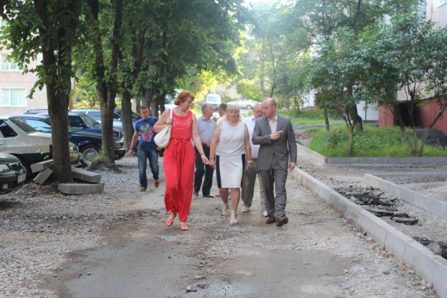 Тернопільський мер особисто контролює проведення ремонтних робіт у місті (фото), фото-1