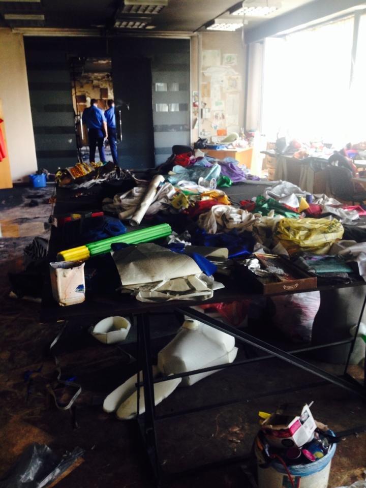 В Одессе взорвали арт-центр – СМИ (ФОТО), фото-5