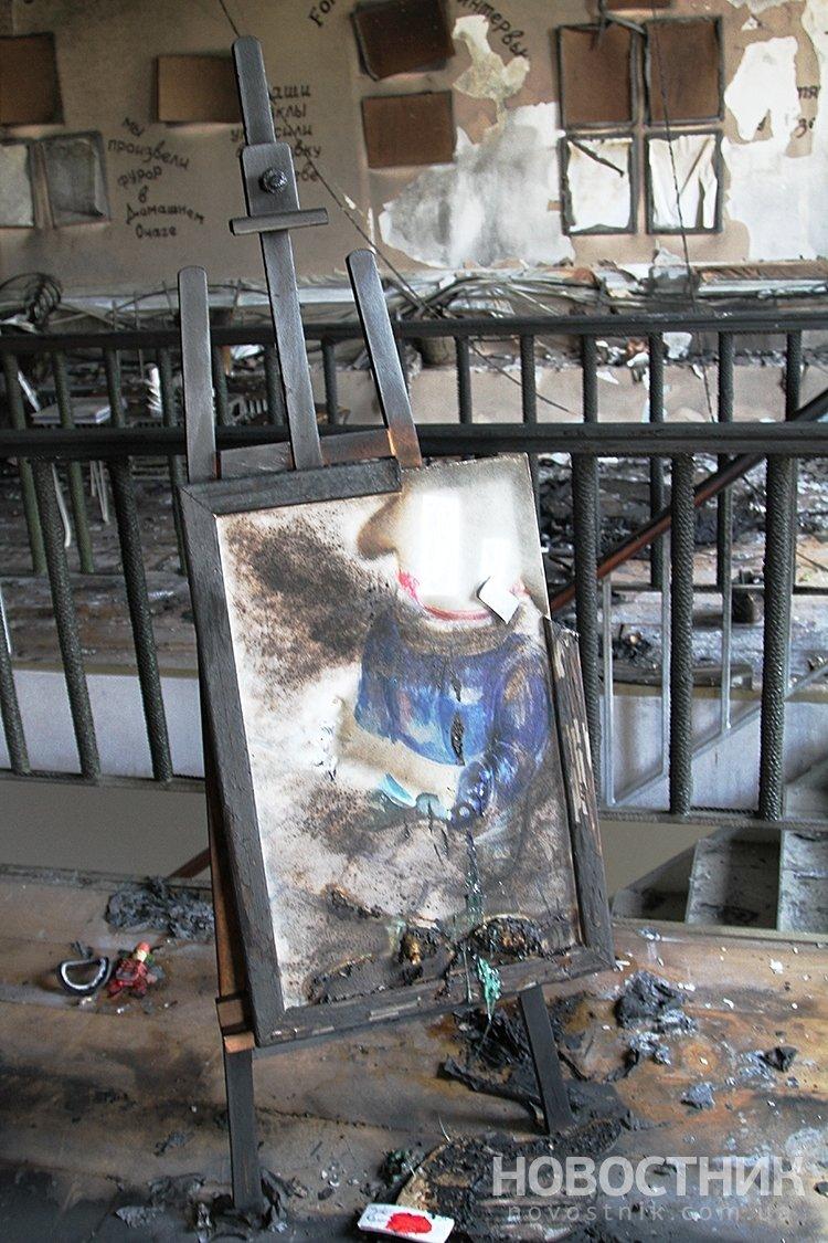 В Одессе взорвали арт-центр – СМИ (ФОТО), фото-6