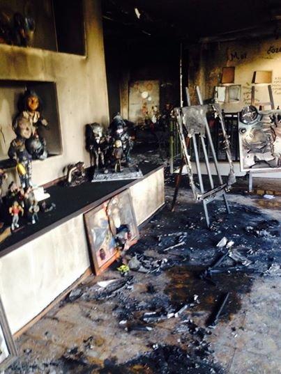 В Одессе взорвали арт-центр – СМИ (ФОТО), фото-3