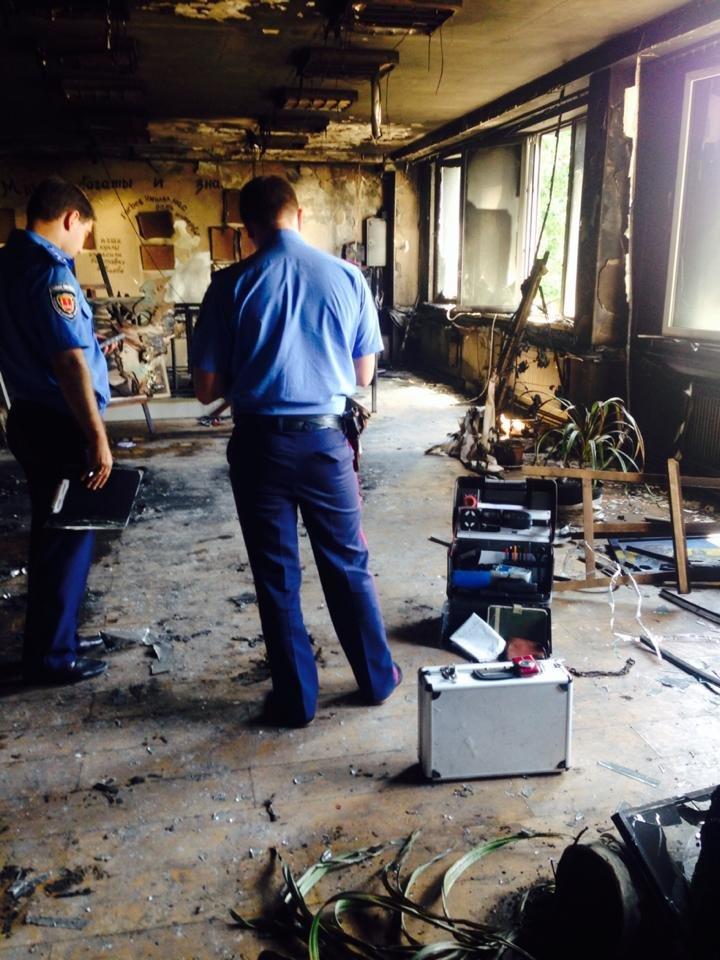 В Одессе взорвали арт-центр – СМИ (ФОТО), фото-4