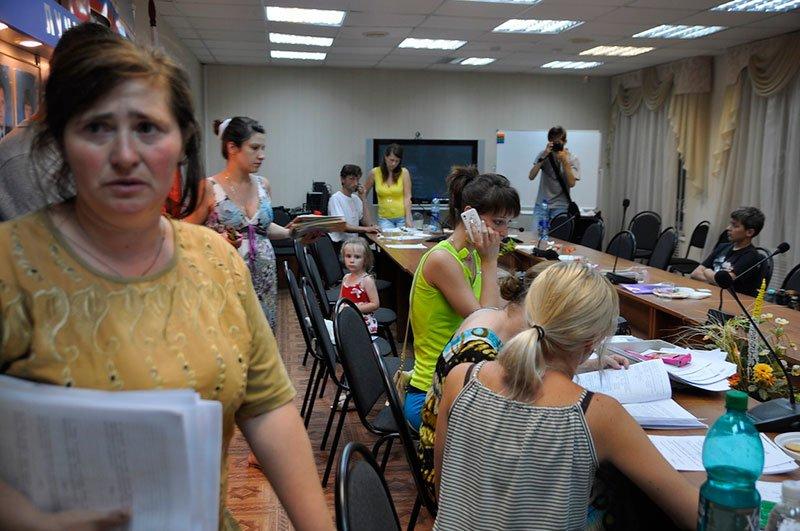 Беженцы с юго-востока Украины: «Мы и раньше хотели уехать в Россию, а теперь прижало», фото-1