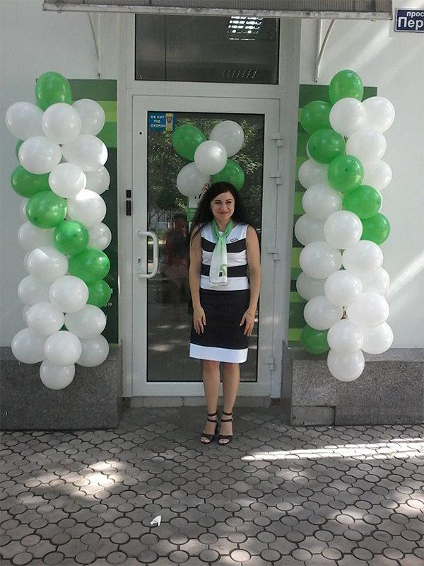 В Мариуполе открылось новое отделение ПриватБанка, фото-1