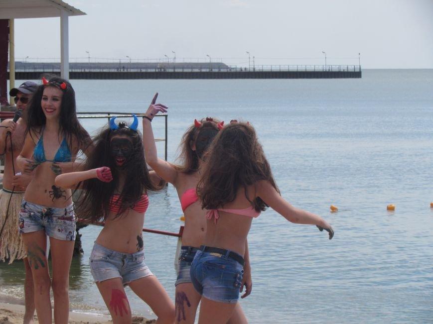 В Мариуполе открылась летняя школа плавания (ФОТОРЕПОРТАЖ), фото-6