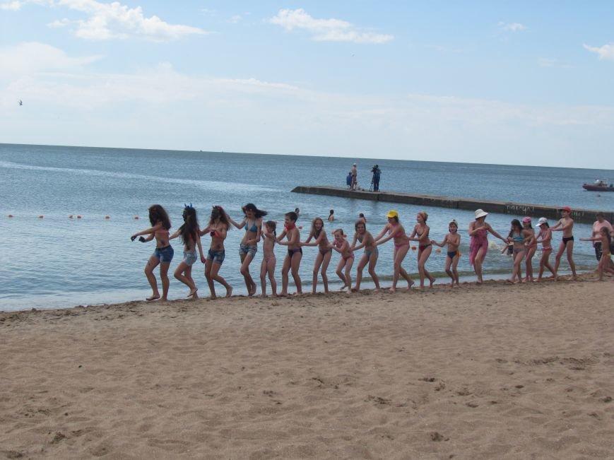 В Мариуполе открылась летняя школа плавания (ФОТОРЕПОРТАЖ), фото-16