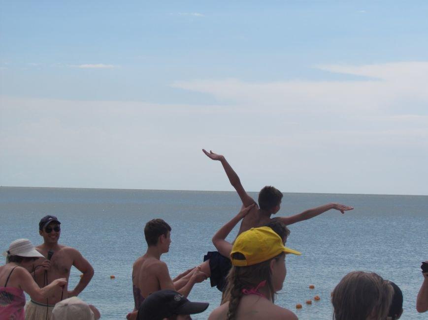 В Мариуполе открылась летняя школа плавания (ФОТОРЕПОРТАЖ), фото-13