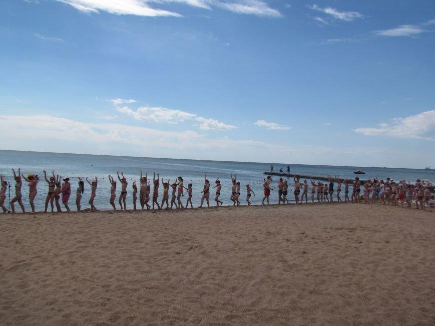 В Мариуполе открылась летняя школа плавания (ФОТОРЕПОРТАЖ), фото-17
