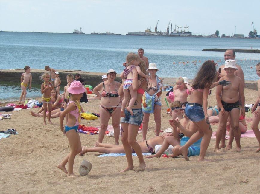 В Мариуполе открылась летняя школа плавания (ФОТОРЕПОРТАЖ), фото-2