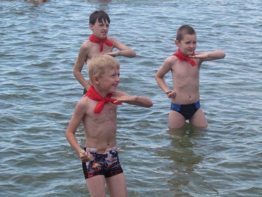 В Мариуполе открылась летняя школа плавания (ФОТОРЕПОРТАЖ), фото-25