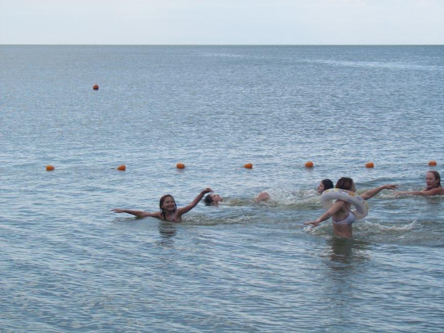 В Мариуполе открылась летняя школа плавания (ФОТОРЕПОРТАЖ), фото-20