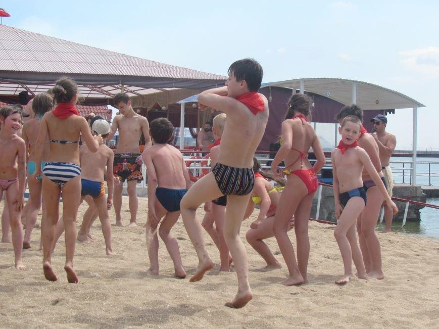 В Мариуполе открылась летняя школа плавания (ФОТОРЕПОРТАЖ), фото-4