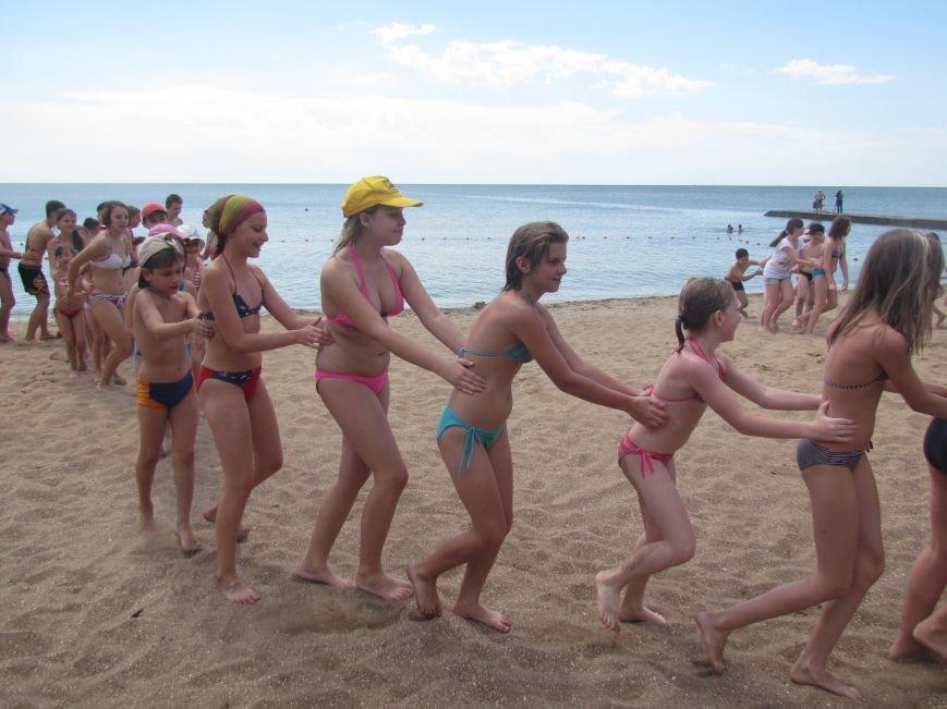 В Мариуполе открылась летняя школа плавания (ФОТОРЕПОРТАЖ), фото-15