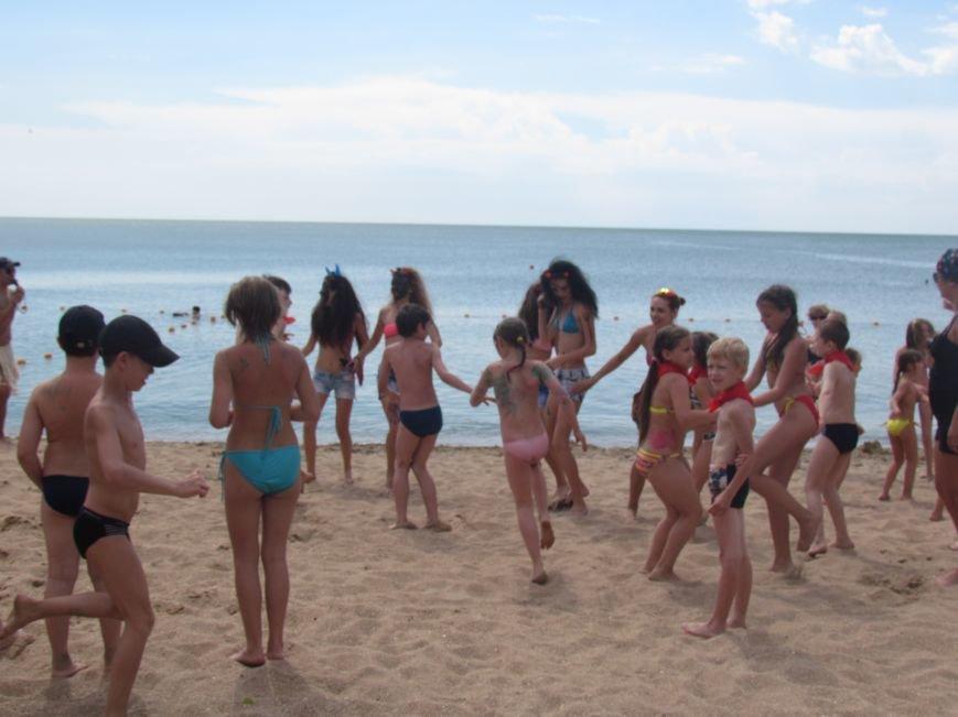 В Мариуполе открылась летняя школа плавания (ФОТОРЕПОРТАЖ), фото-10