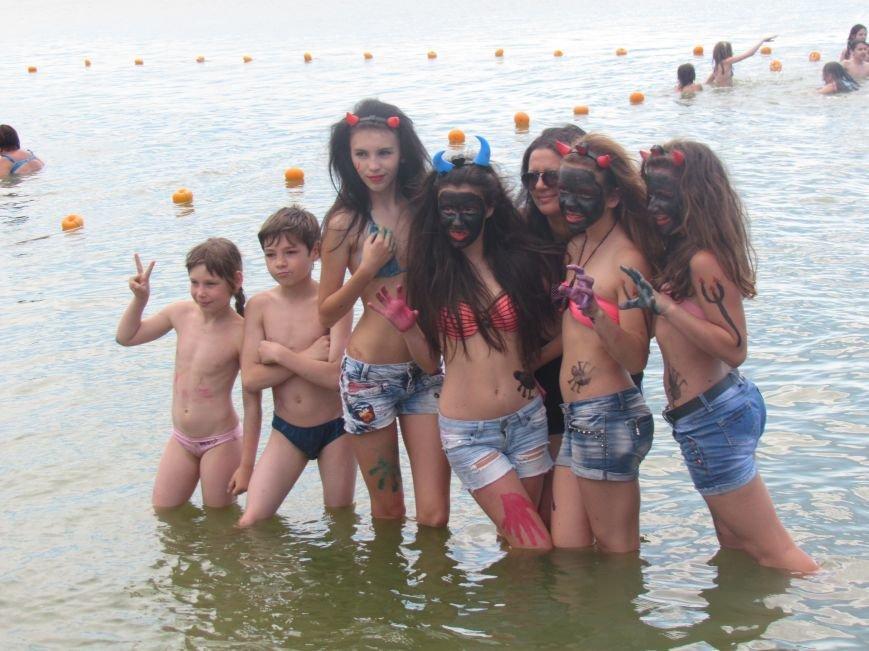 В Мариуполе открылась летняя школа плавания (ФОТОРЕПОРТАЖ), фото-21