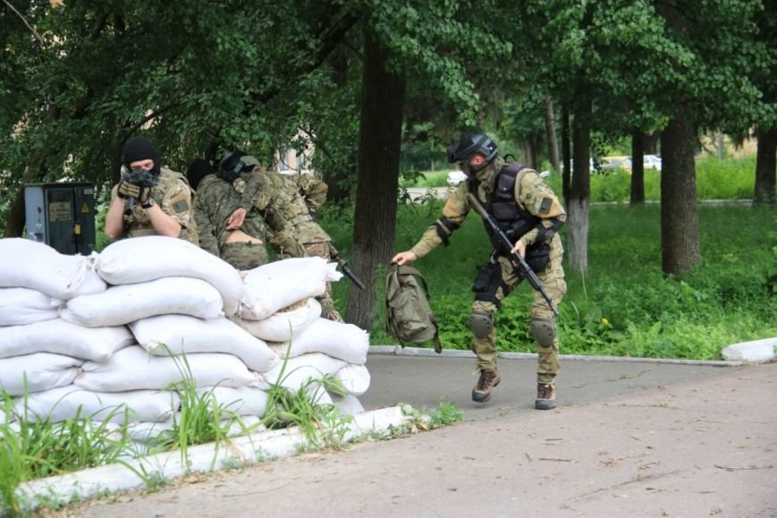 Черниговская «СОТА» набирает добровольцев, фото-4