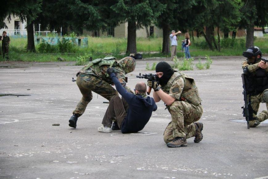 Черниговская «СОТА» набирает добровольцев, фото-5