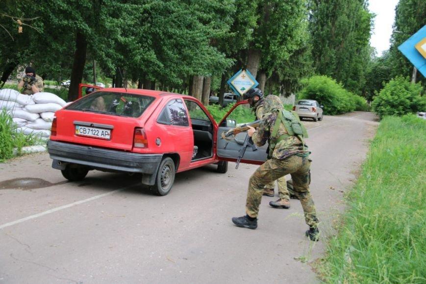 Черниговская «СОТА» набирает добровольцев, фото-3