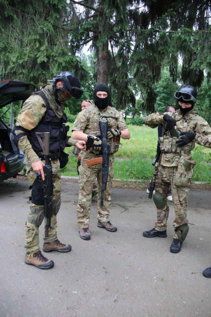 Черниговская «СОТА» набирает добровольцев, фото-6