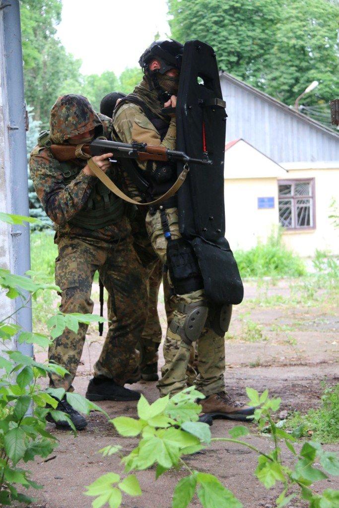 Черниговская «СОТА» набирает добровольцев, фото-7