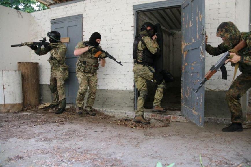 Черниговская «СОТА» набирает добровольцев, фото-1