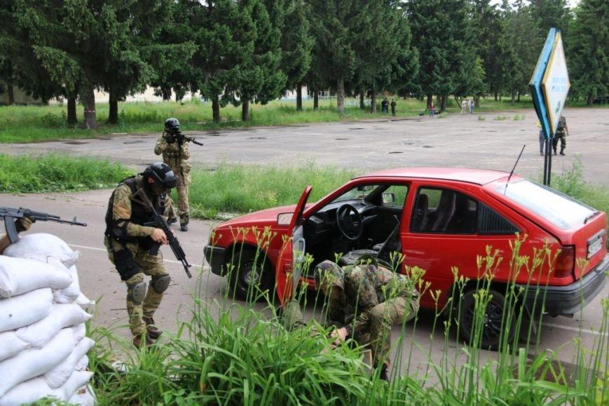 Черниговская «СОТА» набирает добровольцев, фото-2