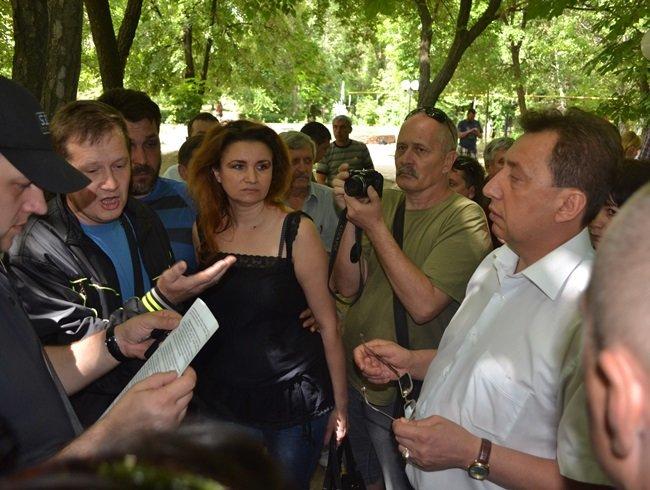 Ректор ЛГУМВД досрочно закрыл учебный семестр (ФОТО), фото-3