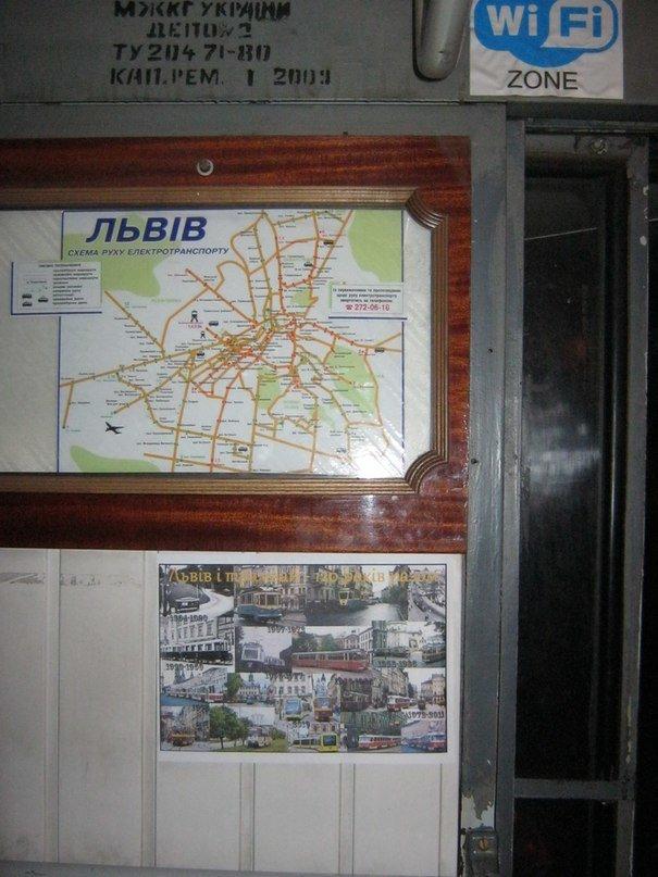 У львівських трамваях тепер можна побачити еволюцію цього транспорту (ФОТО), фото-4