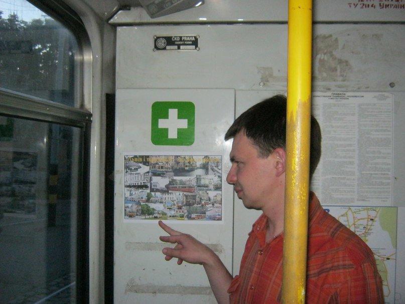 У львівських трамваях тепер можна побачити еволюцію цього транспорту (ФОТО), фото-7