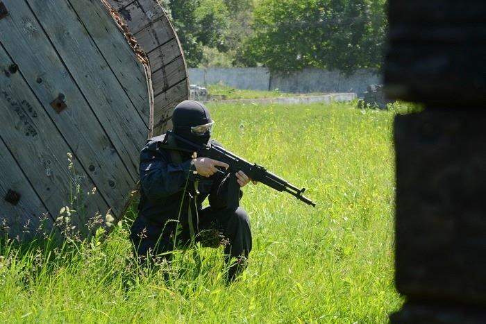 Спецпідрозділ «Львів» готується нанести удар та вміє постояти за себе (ФОТО, ВІДЕО), фото-4
