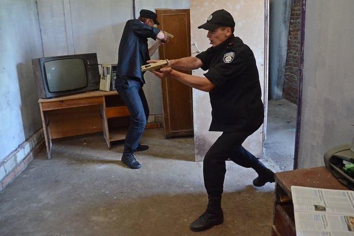 Спецпідрозділ «Львів» готується нанести удар та вміє постояти за себе (ФОТО, ВІДЕО), фото-3