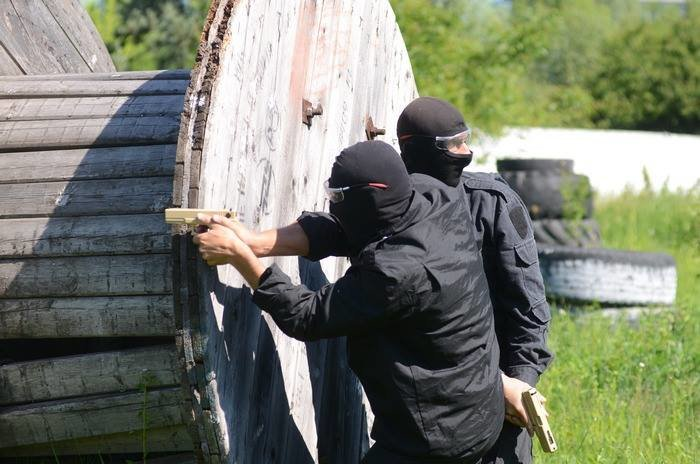 Спецпідрозділ «Львів» готується нанести удар та вміє постояти за себе (ФОТО, ВІДЕО), фото-1