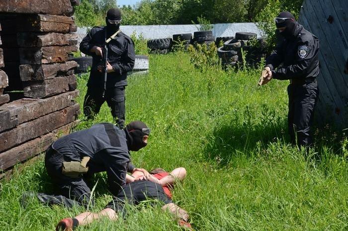 Спецпідрозділ «Львів» готується нанести удар та вміє постояти за себе (ФОТО, ВІДЕО), фото-9